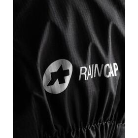 assos rainCap_S7 black volkanga